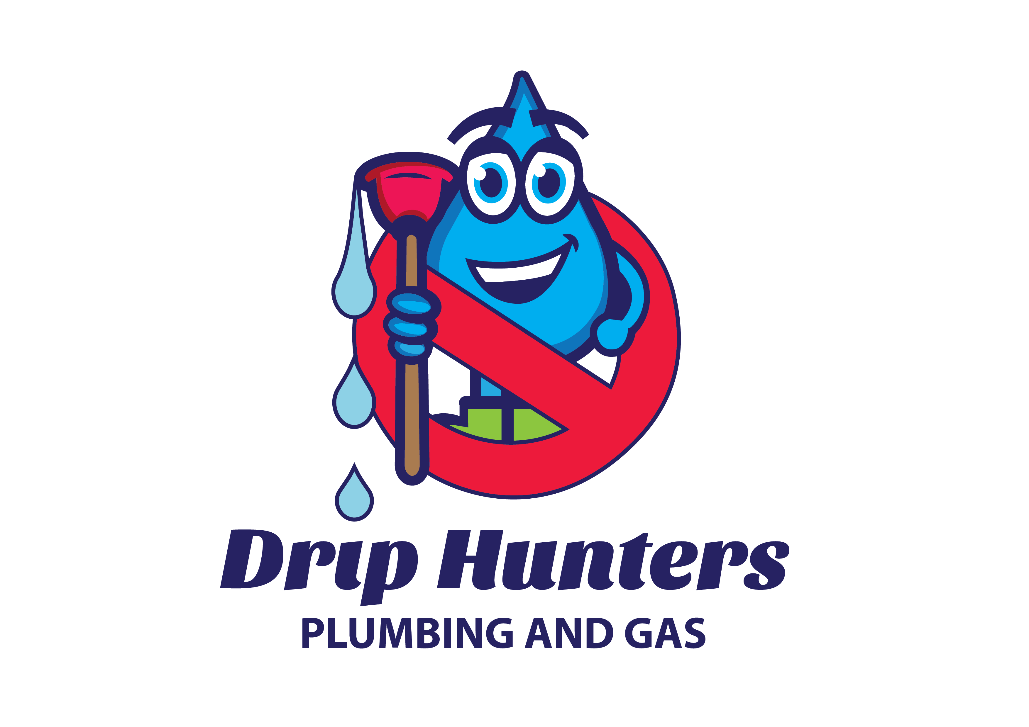 Drip hunters for plumbing and gas services in the Rockingham area
